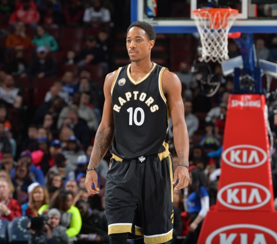 DEROZAN AND SIXERS