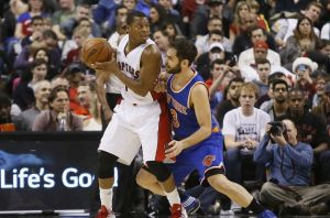 Post Game Report Card: Raptors roll past Knicks at the Garden