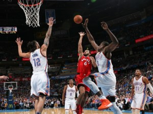 Game Day Preview: Raptors aim for the big 50 against Thunder