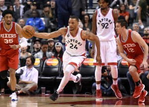 Post Game Report Card: Raptors beat 76ers, will face Indiana in the first round