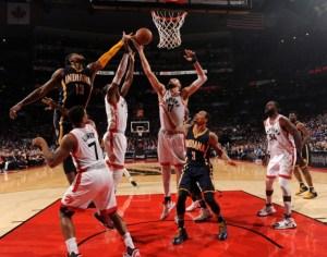 Post Game Report Card: Raptors win Game 2, even series vs Pacers