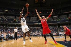 Post Game Report Card: Raptors survive Grizzlies, sweeping season series