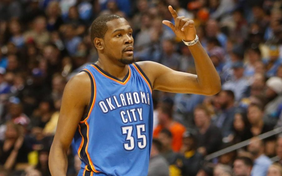 Could Kevin Durant land in Toronto?