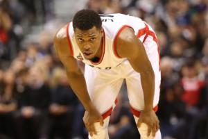 Kyle Lowry not starting in the All-Star game is a crime