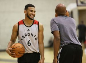 Raptors Guard Cory Jospeh will have the chance to shine