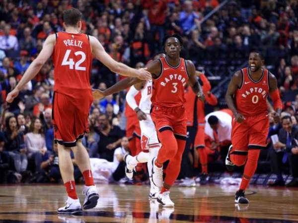 Raptors Look to Start Win Streak, Set Sights on Boston