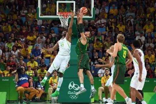 Olympic Men's Basketball Recap: Lithuania d. Brazil ...