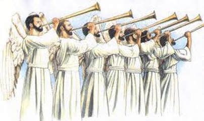 THE SEVEN TRUMPETS & THREE WOES - RAPTURE BIBLE TRUTH