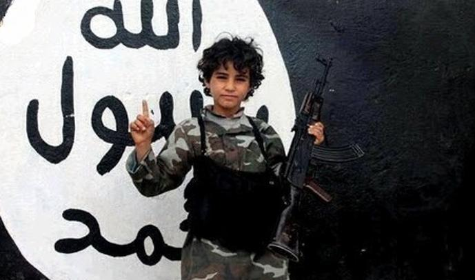 Children are the Firewood of ISIS' Battles