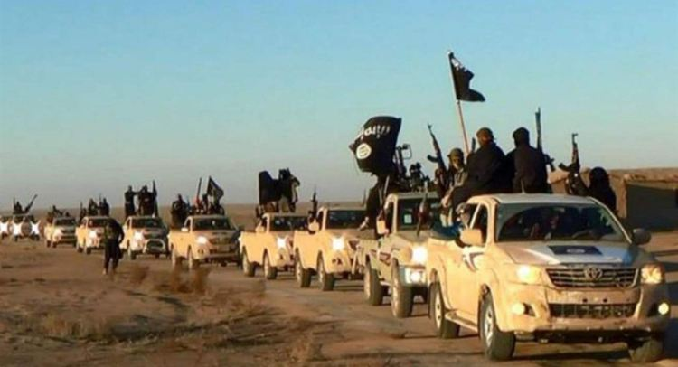 Därför är flyktingarna ett hot mot IS