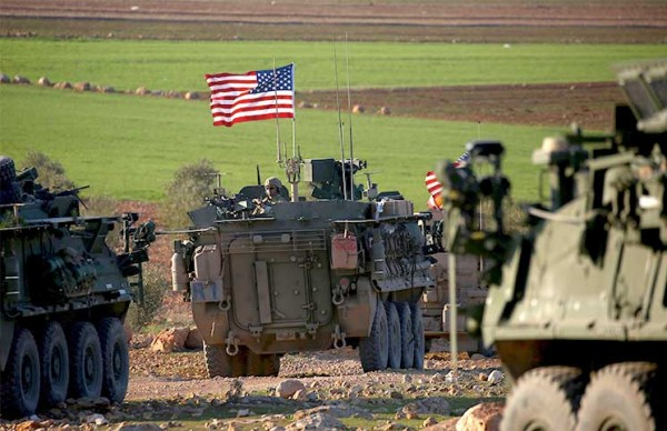 Tabqa Battle, the new US policy in dealing with terrorism