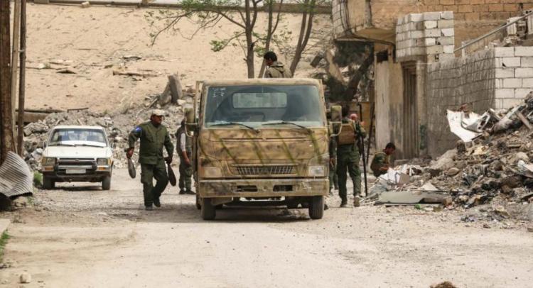 Raqqa security deteriorates as US drawdown threatens northern Syria stability
