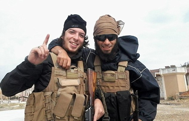 ISIS European Fighters, the potential danger