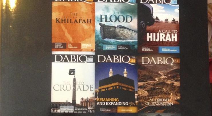 ISIS Propaganda Magazine Dabiq For Sale On Amazon, Gets Taken Down