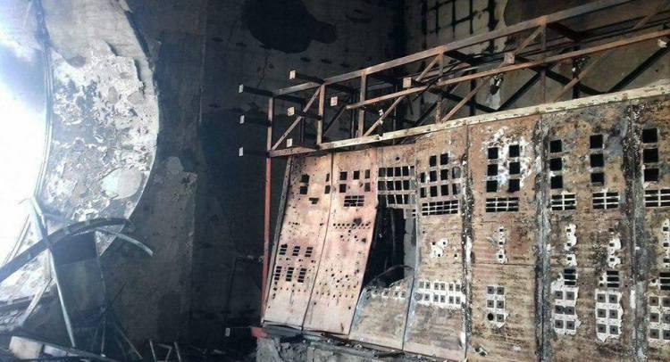 Burning Raqqa or liberating it?