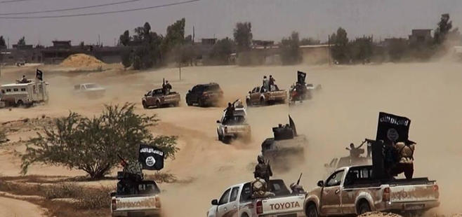 """سنياروهات التقدم العسكري لميليشيات """"قسد """" باتجاه مدينة الرقة"""