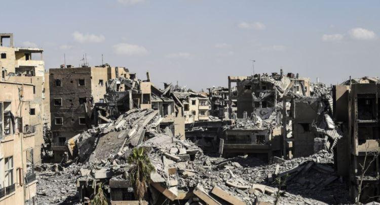 واشنطن بوست: الرقة تحولت إلى مركز حرب أمريكا بالشرق الأوسط