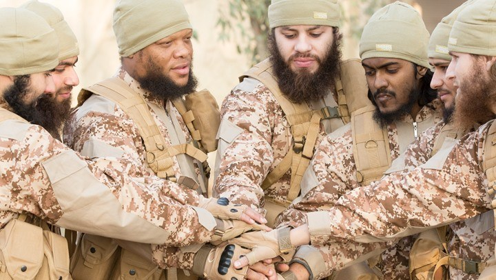 داعش، للتنظيم بقيّة