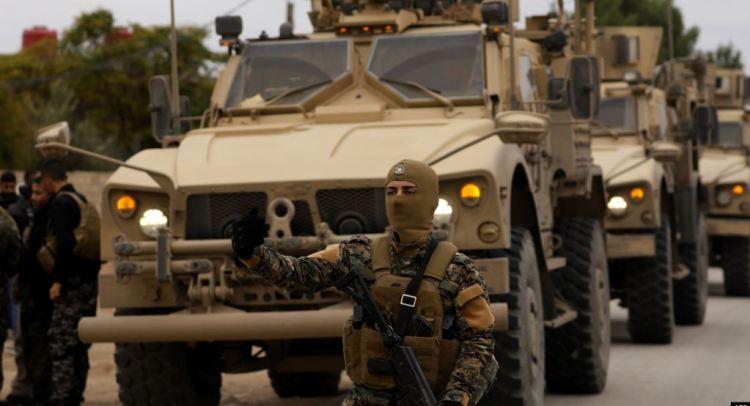 البنتاغون: سنستمر في إرسال أسلحة للأكراد في سوريا