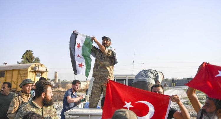 """سوريا: انتهاكات بحق المدنيين في """"المناطق الآمنة"""""""