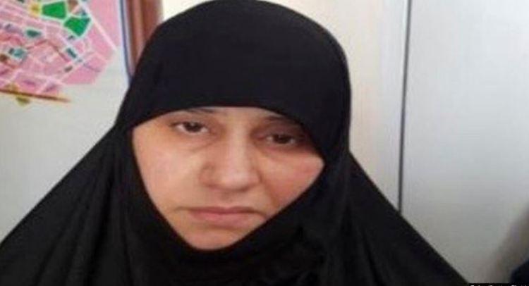 """أرملة البغدادي """"تبرعت بالكثير من المعلومات"""" عن داعش"""