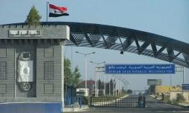 غارات سورية على جمارك جابر في الأردن