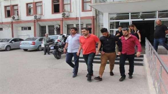 السلطات التركية تنقذ رهينة سوريا بعد اختطافه من قبل سوريين! (صور)
