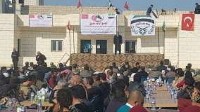 """عشائر منبج تدعو لإخراج ميليشيا """"الوحدات الكردية"""" منها"""