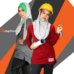 Raqtive Sports Hijab About Us