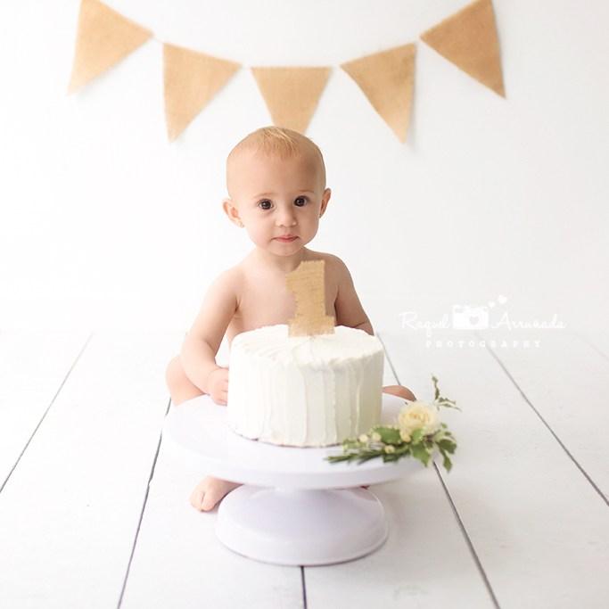 Fotos cumpleaños Smash Cake