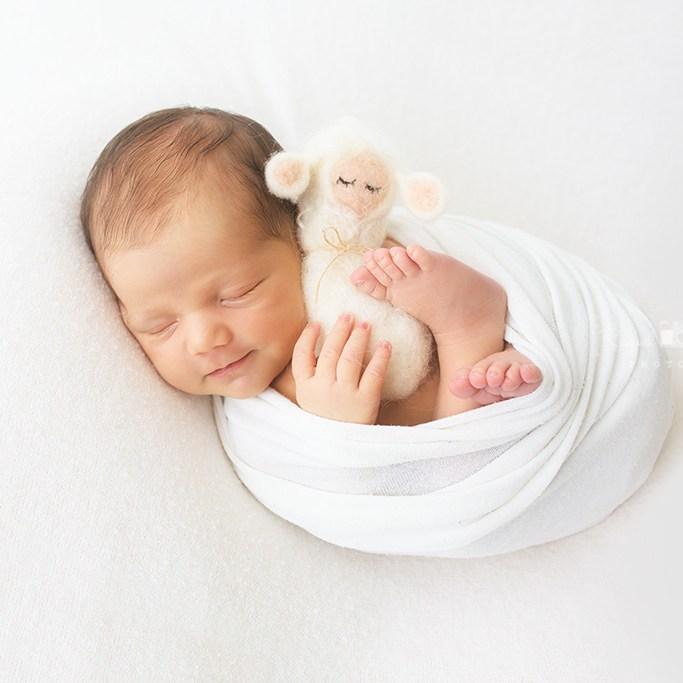 Fotos de Recién Nacido de Victoria
