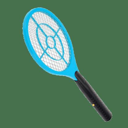 matamoscas eléctrico raqueta con pilas