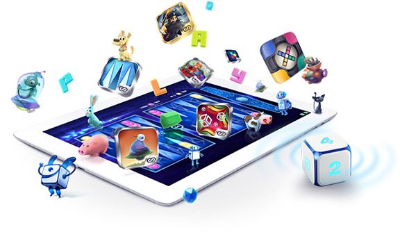 Hi tech News  DICE    interactive digital dice for games on the iPad DICE    interactive digital dice for games on the iPad