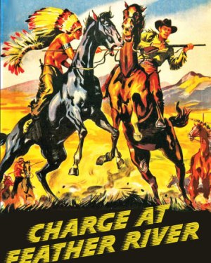 The Charge At Feather River Rare & Collectible DVDs & Movies