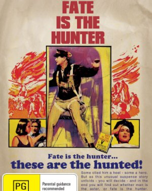 Fate Is The Hunter Rare & Collectible DVDs & Movies