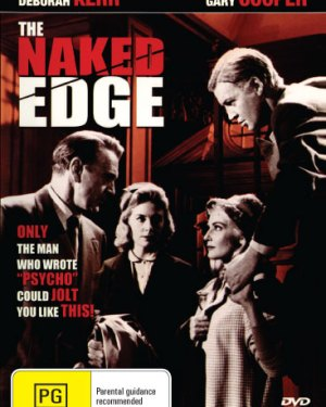 The Naked Edge Rare & Collectible DVDs & Movies