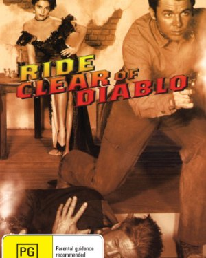 Ride Clear Of Diablo Rare & Collectible DVDs & Movies