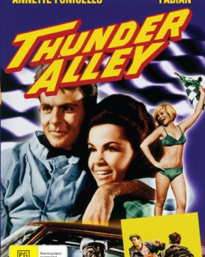 Thunder Alley Rare & Collectible DVDs & Movies