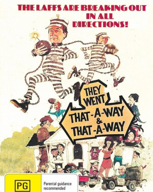 They Went That-A-Way & That-A-Way Rare & Collectible DVDs & Movies