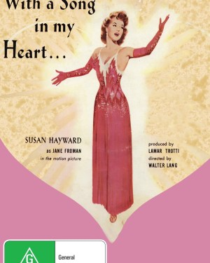 With a Song In My Heart Rare & Collectible DVDs & Movies
