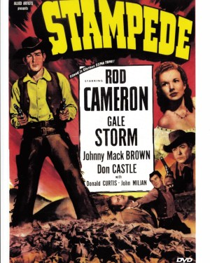 Stampede Rare & Collectible DVDs & Movies