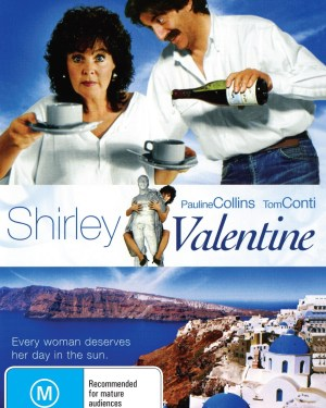 Shirley Valentine Rare & Collectible DVDs & Movies