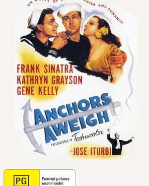 Anchors Aweigh Rare & Collectible DVDs & Movies