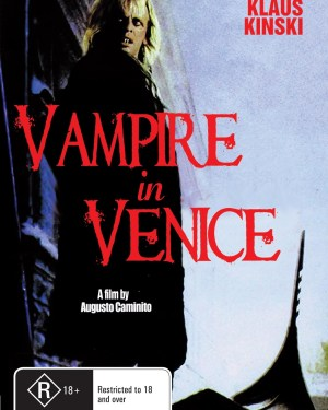 Vampire In Venice Rare & Collectible DVDs & Movies