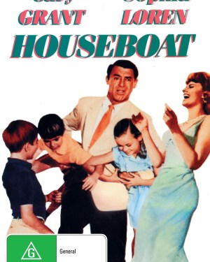 Houseboat Rare & Collectible DVDs & Movies