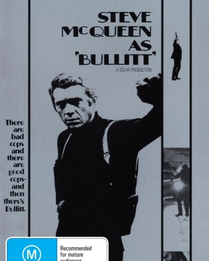 Bullitt Rare & Collectible DVDs & Movies
