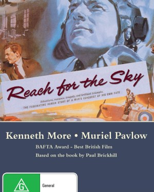 Reach for the Sky Rare & Collectible DVDs & Movies