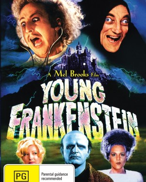 Young Frankenstein Rare & Collectible DVDs & Movies