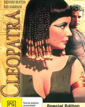 Cleopatra Rare & Collectible DVDs & Movies