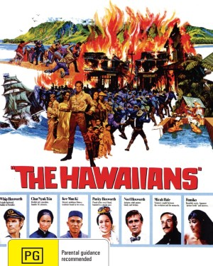 The Hawaiians Rare & Collectible DVDs & Movies